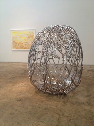 Ghada Amer with Kukje Gallery / Tina Kim Gallery