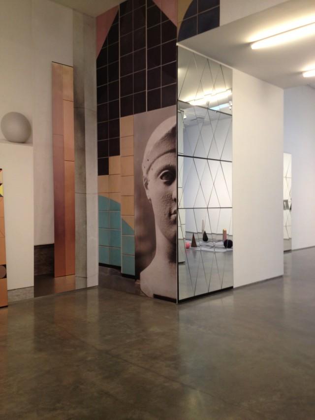 Claudia Wieser at Marianne Boesky Gallery