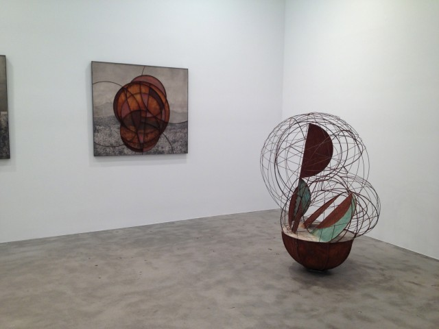 Michael Brown at Mike Weiss Gallery