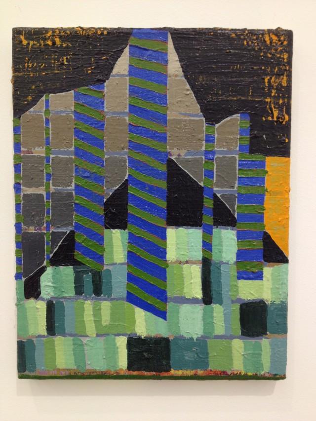 Steve Roden at CRG Gallery