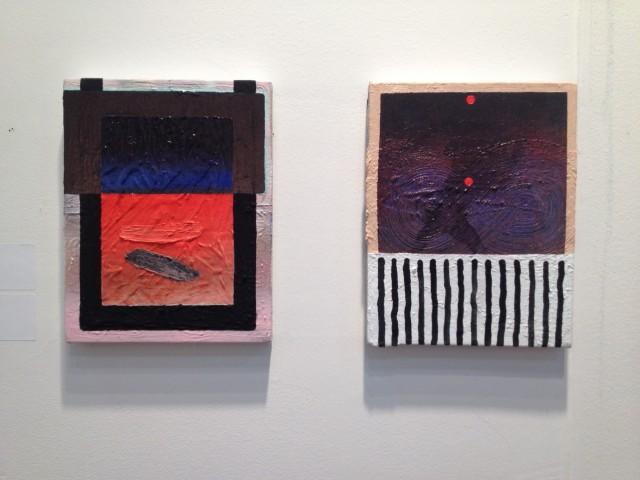 Christine Frerichs at Klowden Mann Gallery