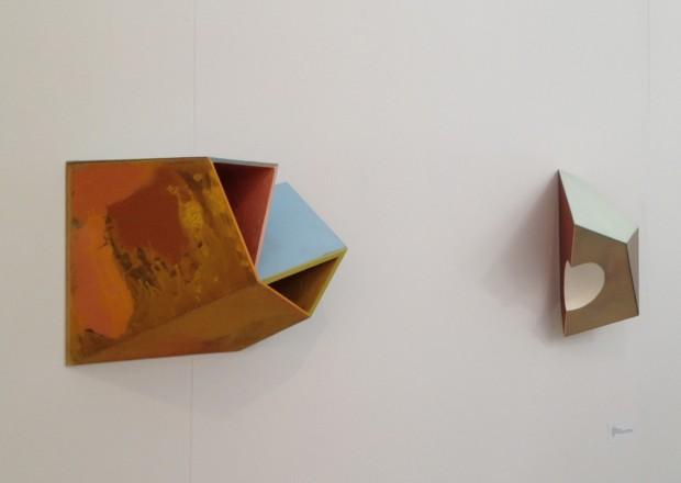 Garth Evans at Johannes Vogt Gallery