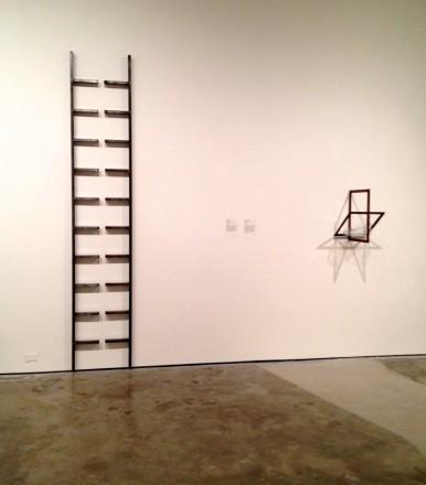 Serie Descala 3 / 3rd Un-Ladder Series by Cildo Meireles