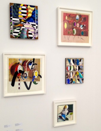 Installation view of Erik Schoonenbeck at Jeff Bailey Gallery