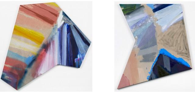 Pamela Jorden, 'Ell' and 'Dove', 2014,