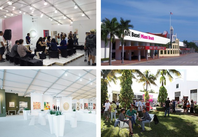 Untitled, Art Basel Miami Beach, Miami Project and Pulse are only four of the many art fairs and events happening during Miami Art Week.
