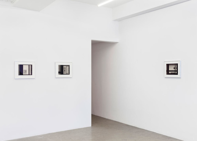 Installation view at Eleven Rivington Gallery.