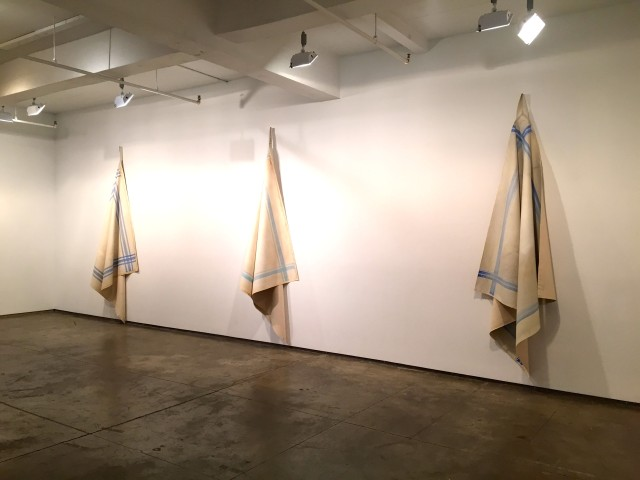 Elena del Rivero 'Letter from Home: a Rendez-Vous' exhibit at Josee Bienvenu Gallery