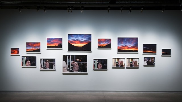 Paul Graham, installation view. Image courtesy of Pier 24 Photography.