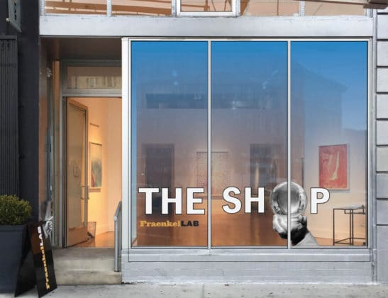 Image of the storefront of FraenkelLAB